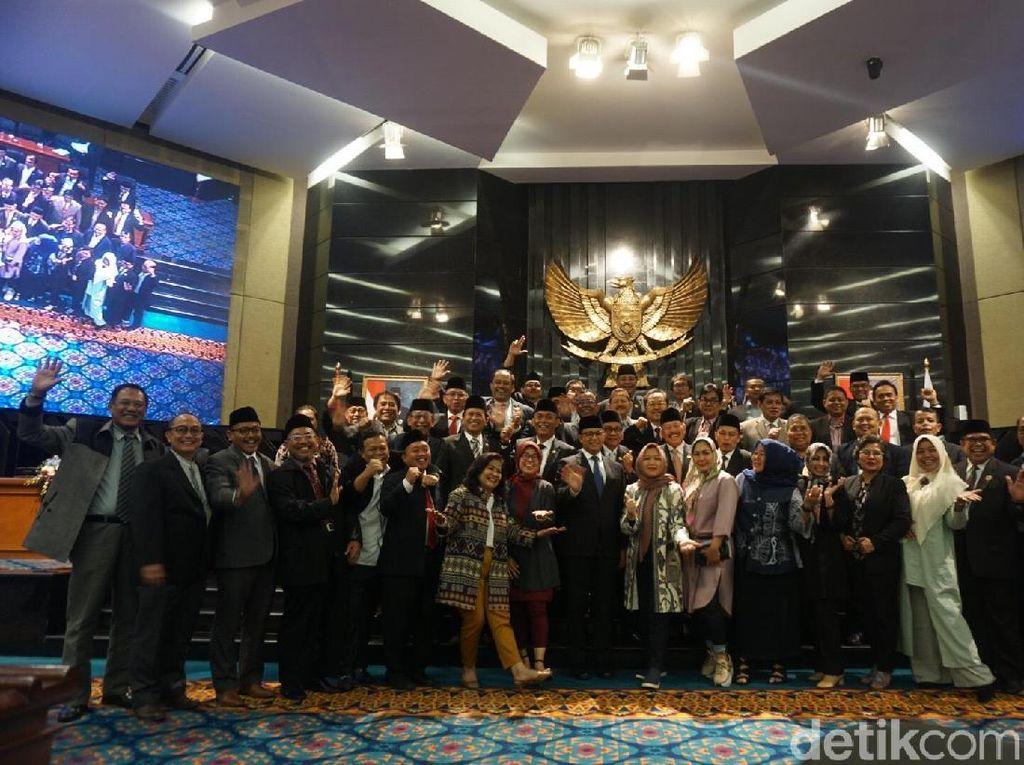 Masa Jabatan DPRD DKI Berakhir, Jakarta Belum Punya Wagub Baru