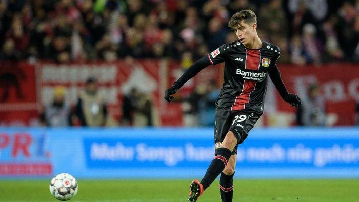 Kai Havertz kabarnya jadi incaran beberapa klub papan atas Eropa (Getty Images)