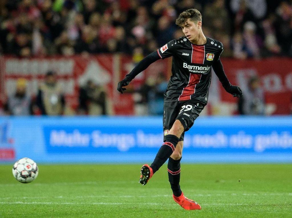 Diminati Bayern, Kai Havertz Tak Akan Dijual Leverkusen