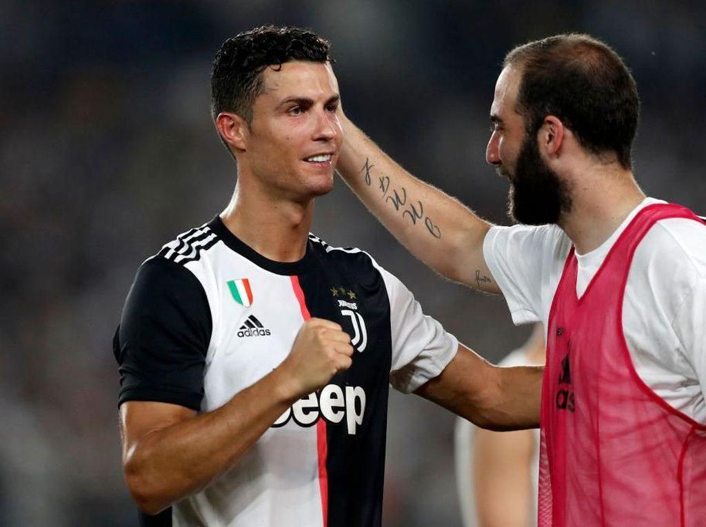 Higuain: Ronaldo Paket Komplet