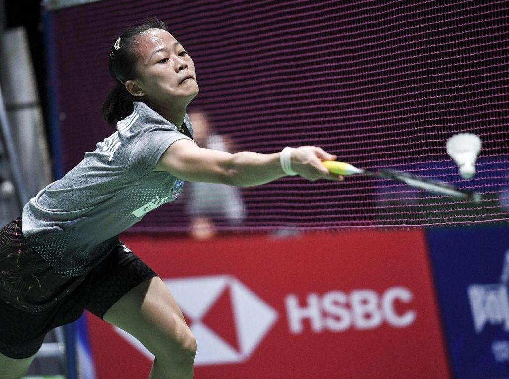 Dari Kejuaraan Dunia Bulutangkis, Gregoria-Fitriani Mentas di Taiwan Open