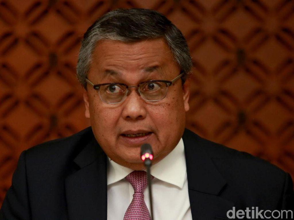 Bunga Kredit Selangit, Bank BUMN Disentil Gubernur BI