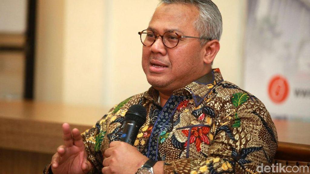 Ketua KPU Hadiri Diskusi Menuju Pilkada Serentak 2020