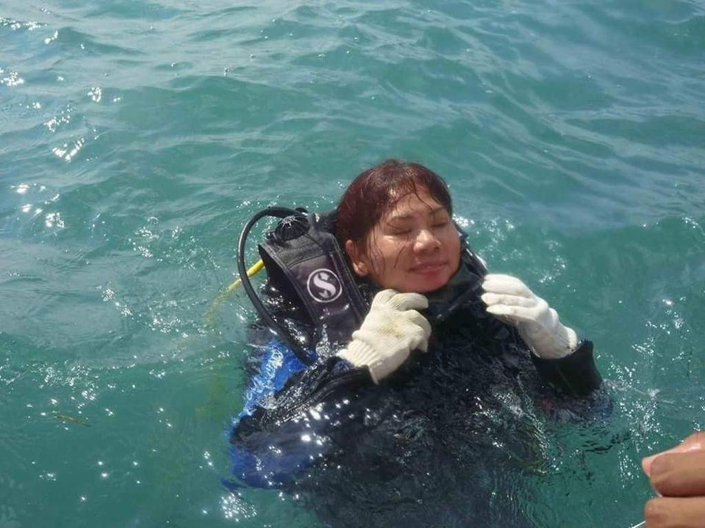 NDRF: Gerombolan Hiu di Nusa Dua Jenis Blacktip, Tak Berbahaya