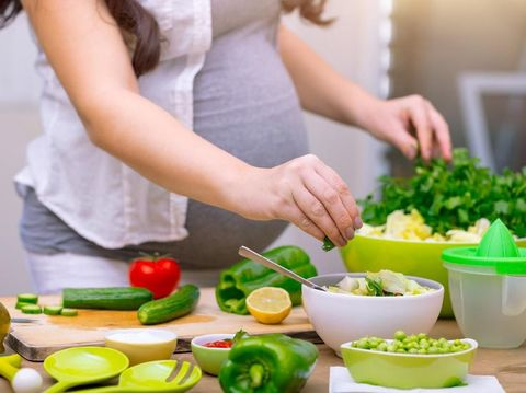 Manfaat Diet jika Ibu Hamil Ingin Melahirkan Normal