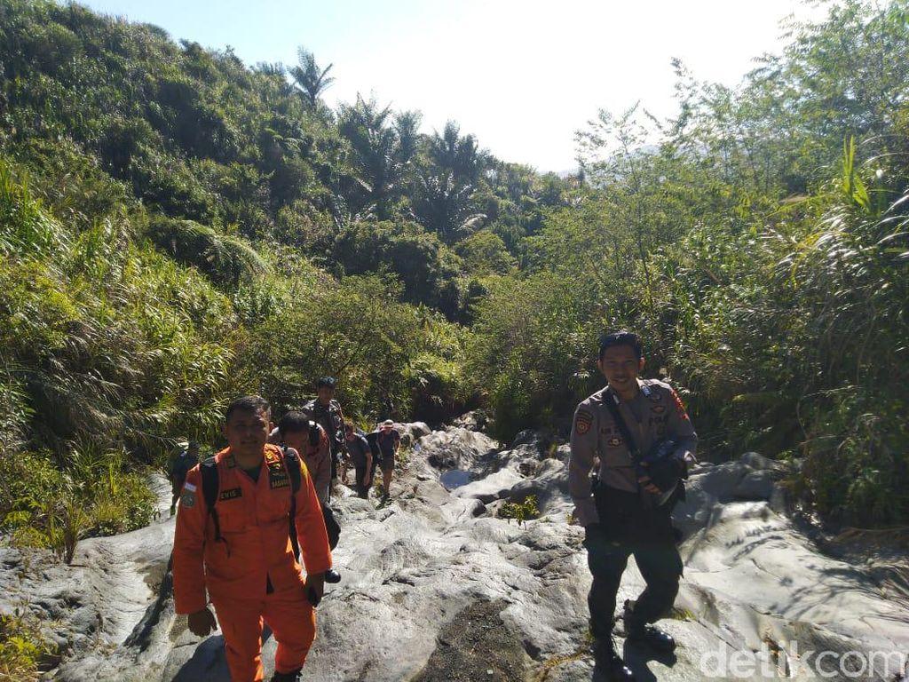 2 Turis Jerman yang Hilang di Gunung Lokon Ditemukan