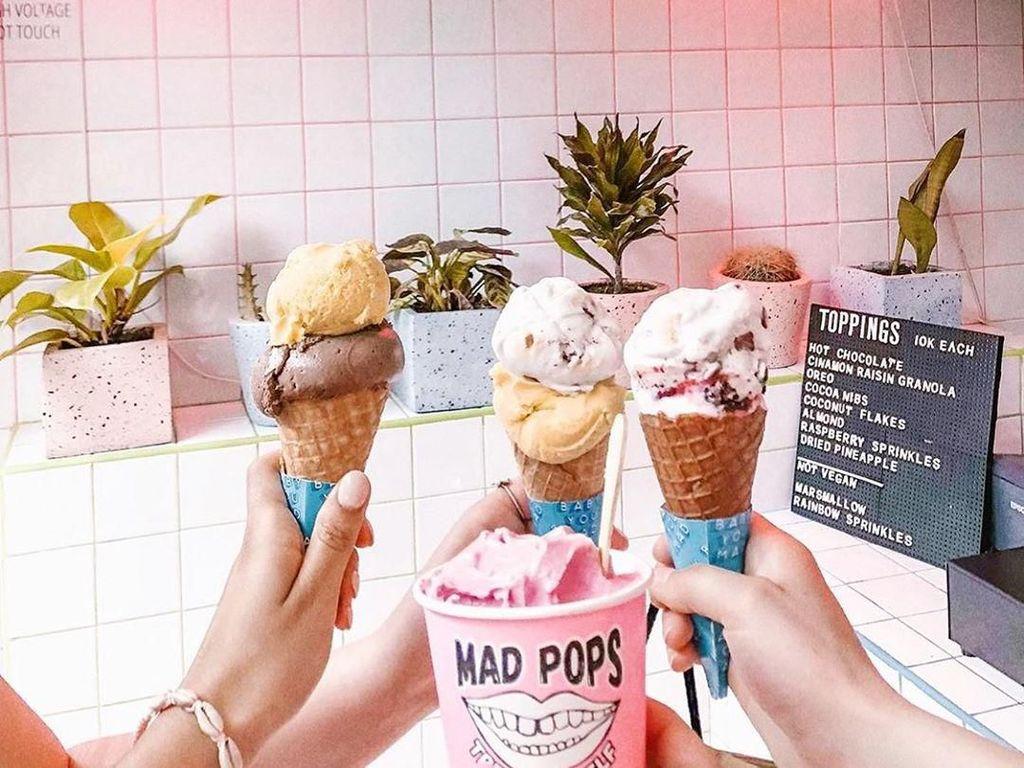 Mad Pops Bali Jadi Salah Satu Kafe Paling Instagrammable di Dunia