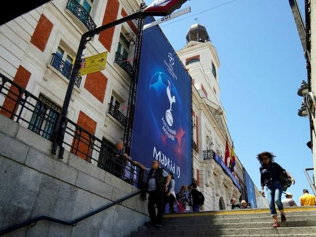 Merekam 550 Video Celana Dalam Perempuan, Pria di Madrid Ditangkap