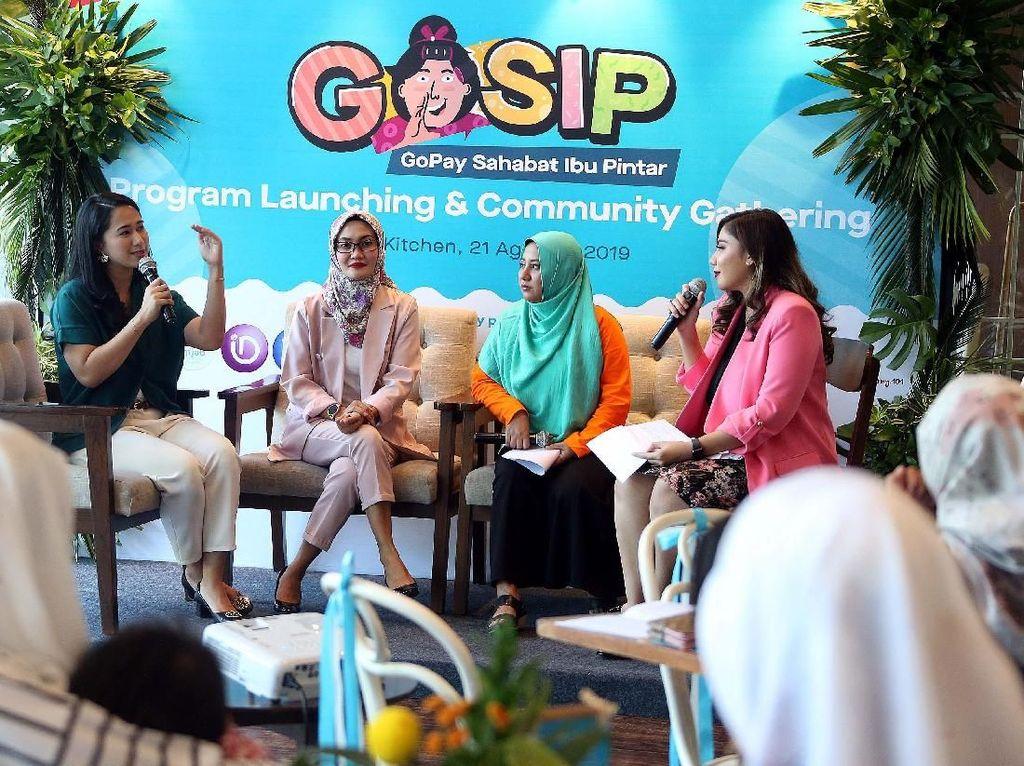 Komunitas GoPay Sahabat Ibu Pintar