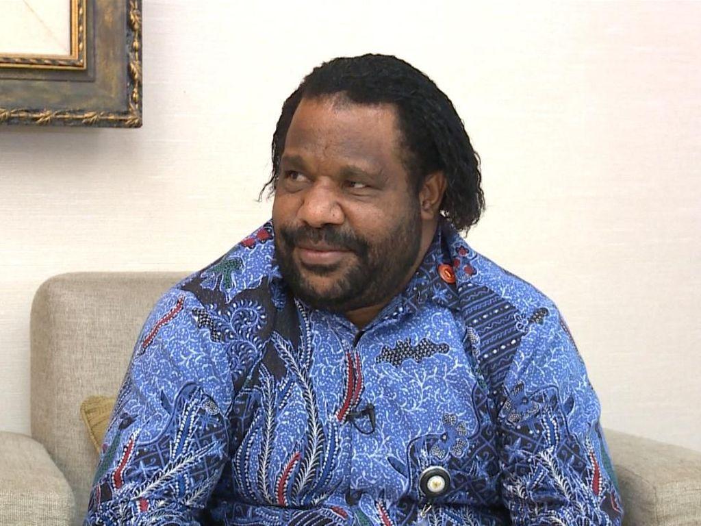 Lenis Kogoya Bicara Situasi Warga Papua: Mereka Sudah Bakar Batu