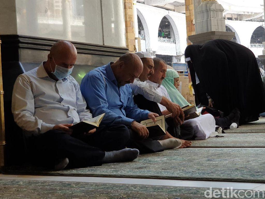 Serba-serbi Wakaf Alquran di Masjidil Haram
