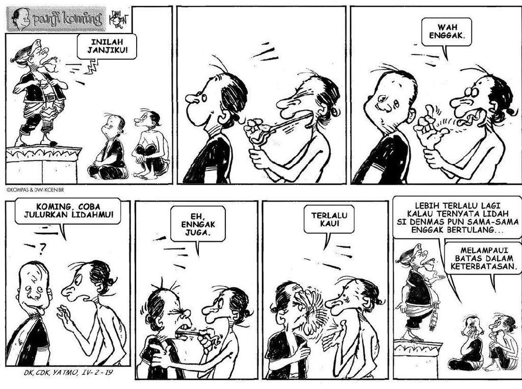 Oase Satire di Tengah Bisingnya Media Sosial