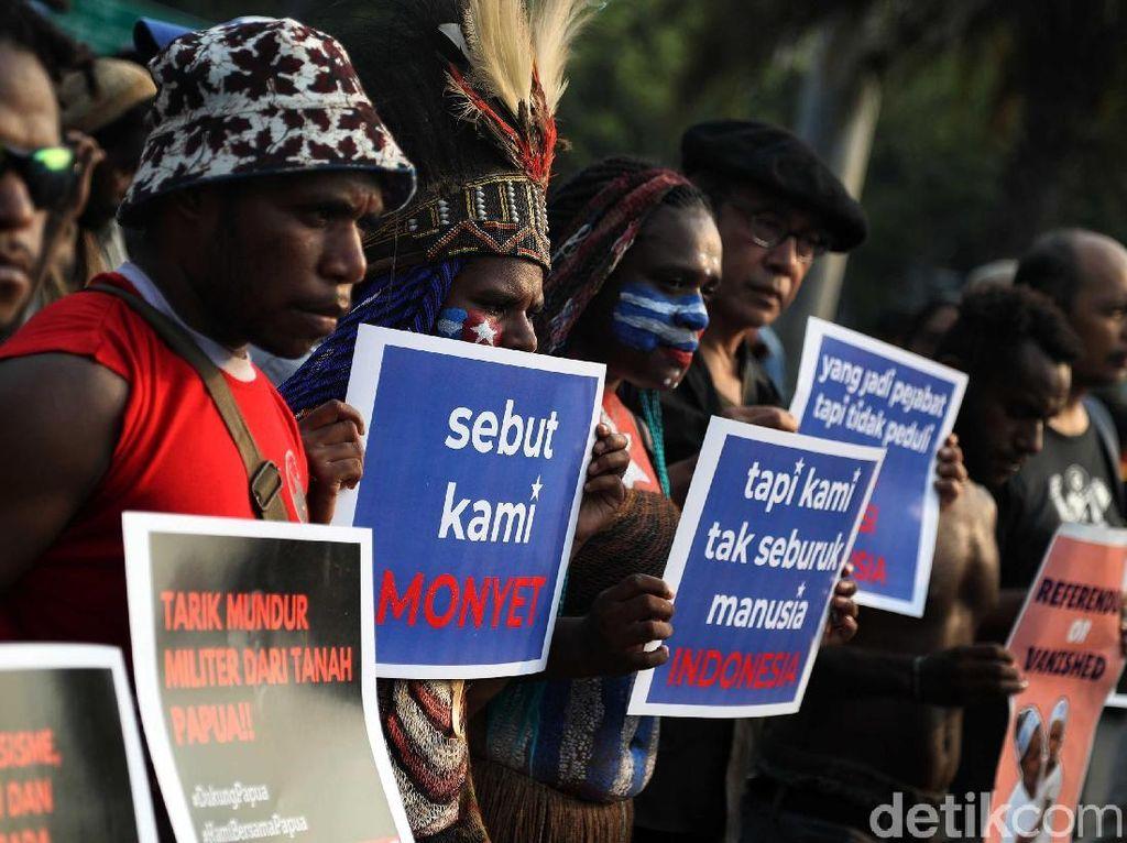 Pemerintah Didesak Nyalakan Lagi Internet di Papua