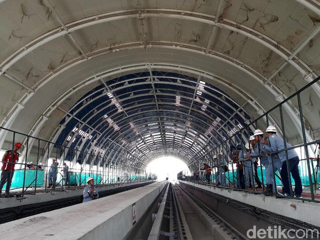 Asyik! November 2019, LRT Siap Beroprasi