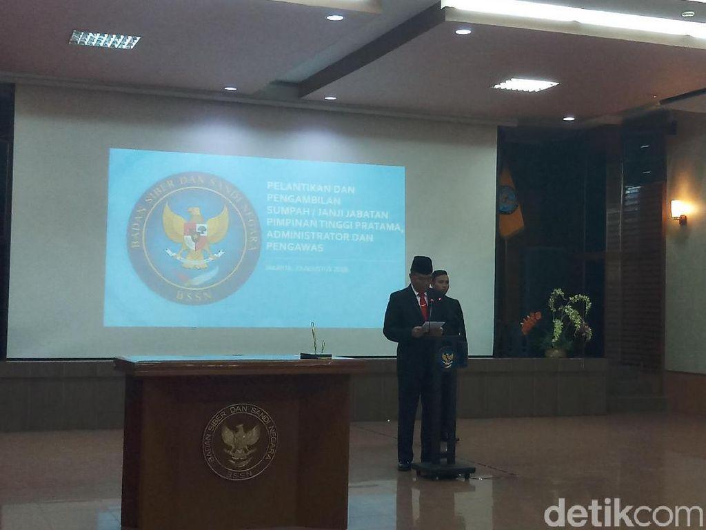 LSM SAFEnet: RUU KKS Bikin BSSN Jadi Lembaga Superbody?