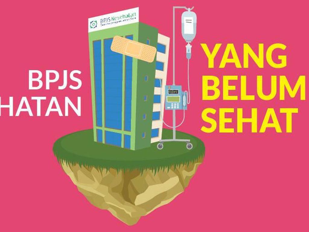 Sederet Masalah BPJS Kesehatan yang Belum Tuntas