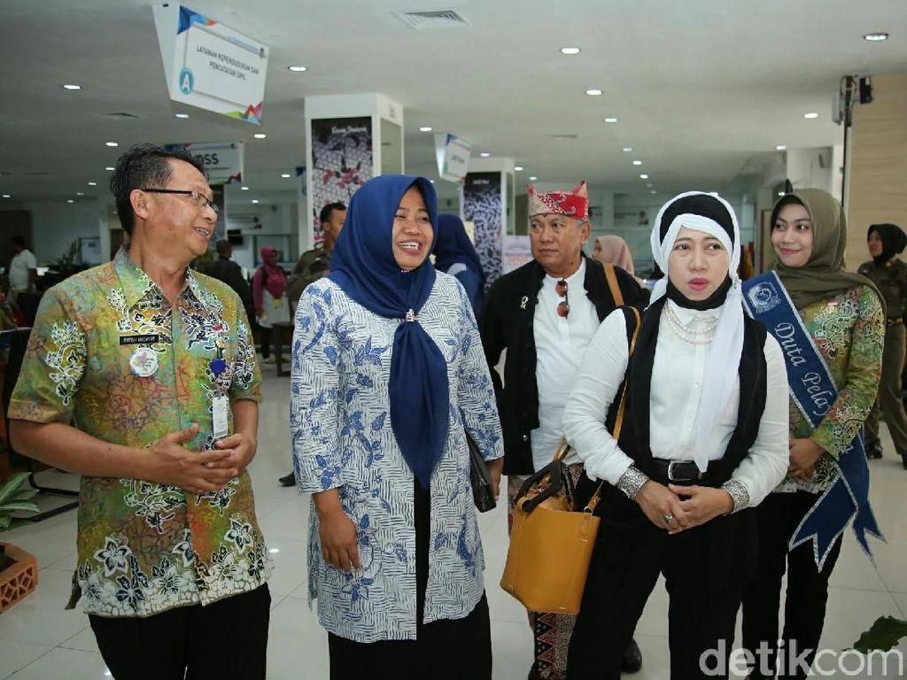Saat Dubes Indonesia Untuk Ajazair Berkunjung ke Banyuwangi