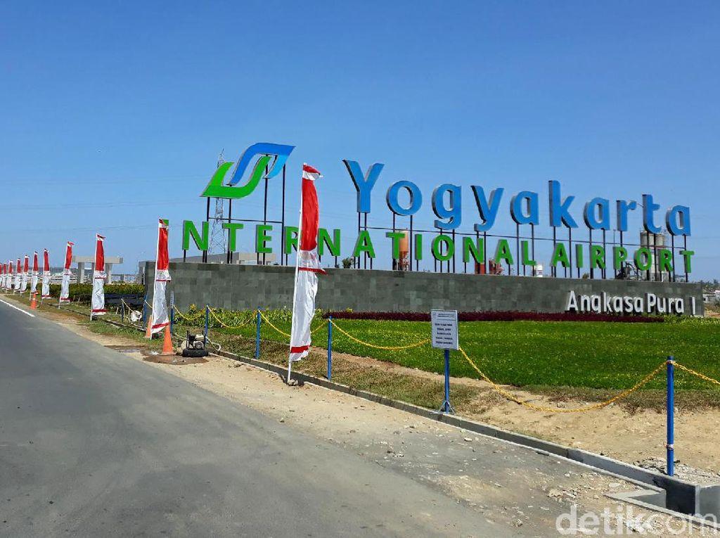Tahun Depan, Maskapai Asing Hilir Mudik di Bandara Kulon Progo