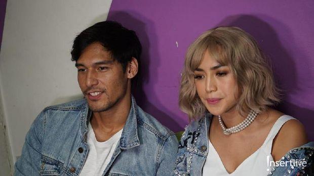 Pasangan kekasih Jessica Iskandar dan Richar Kil ye