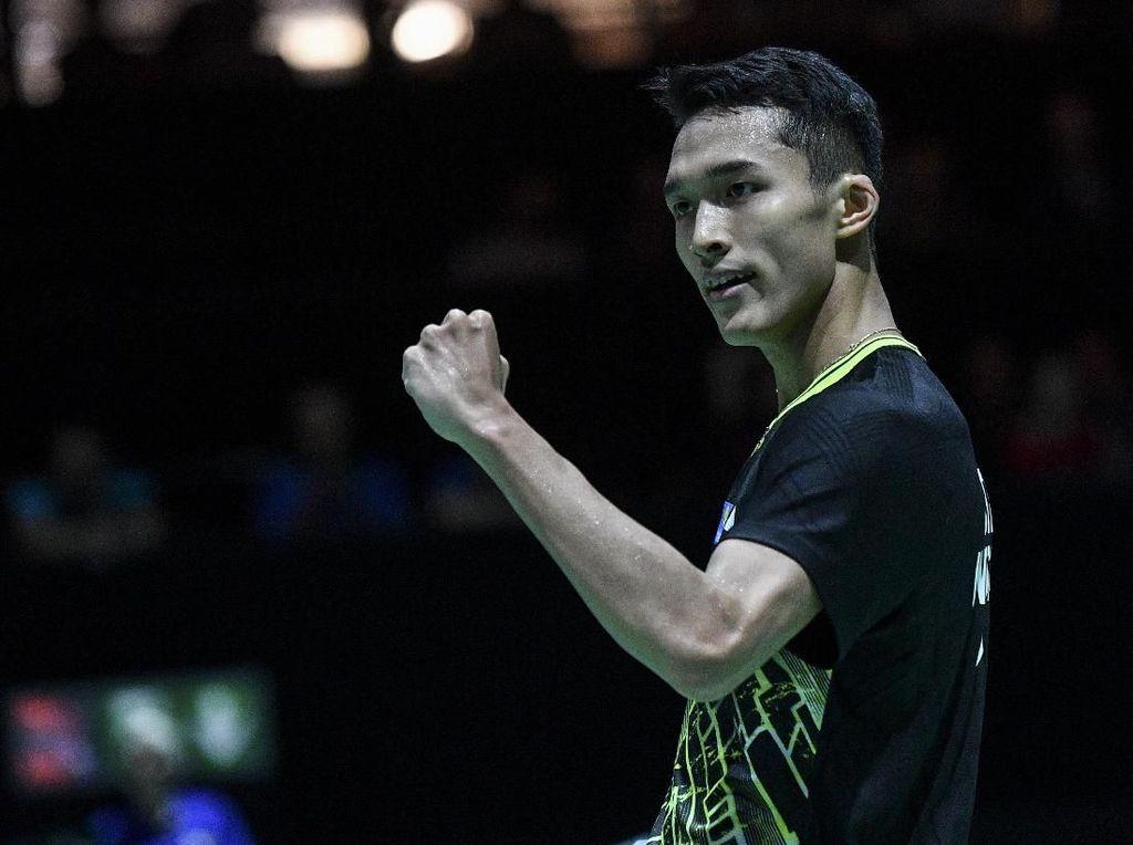 Jonatan Christie Juga Lolos ke Semifinal Hong Kong Open