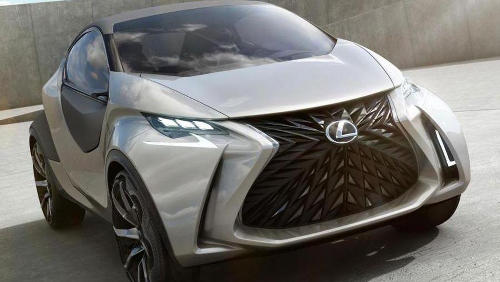 Keren Abis Hatchback Listrik Lexus Ini!