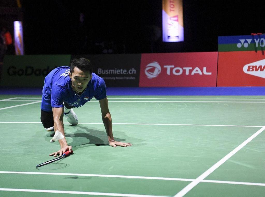 Jonatan Tersingkir di Denmark Open, Vito Juga