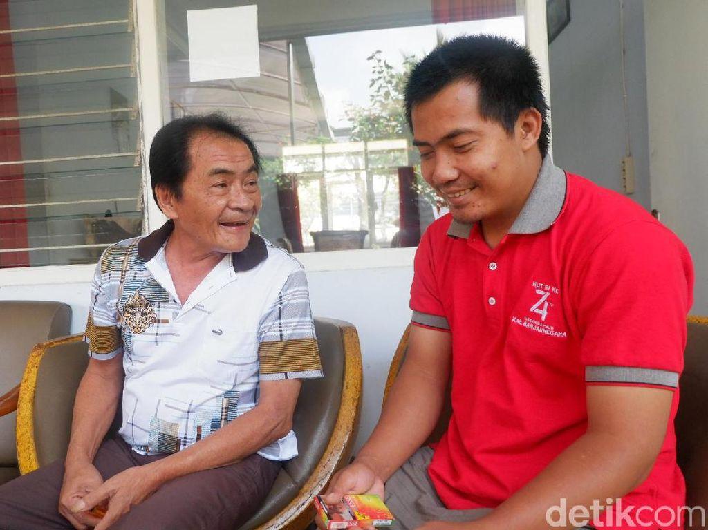 Kisah Timin, Dulu Dipasung dan Kini Kerja di Rumah Bupati Banjarnegara