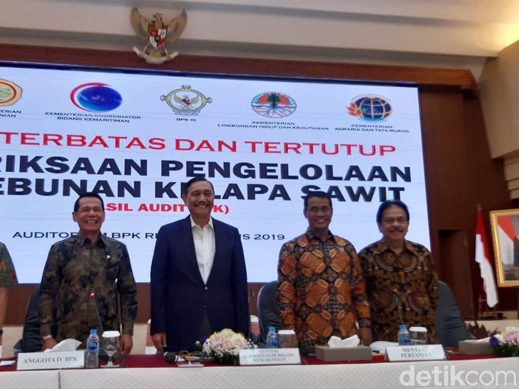 Sederet PR Jokowi Bereskan Tata Kelola Sawit