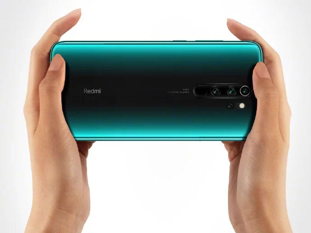 Mau Rilis, Redmi Note 8 Pro Mulai Tebar Pesona