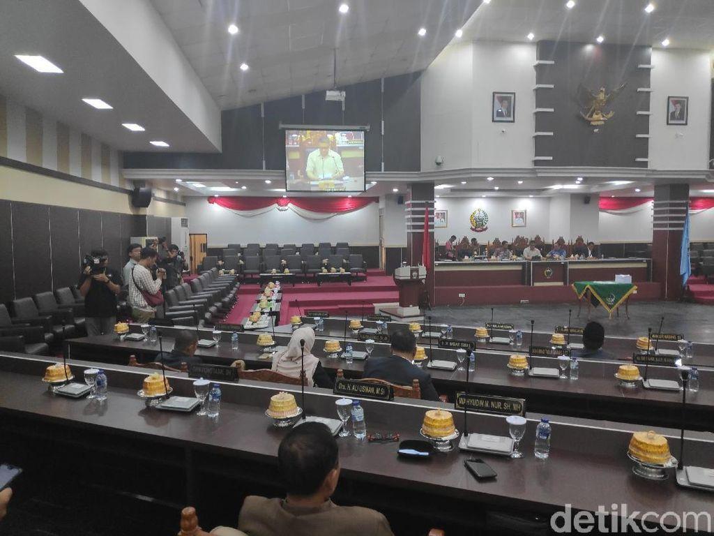 DPRD Sulsel Bakal Surati Kemendagri Terkait Hasil Angket Gubernur Nurdin