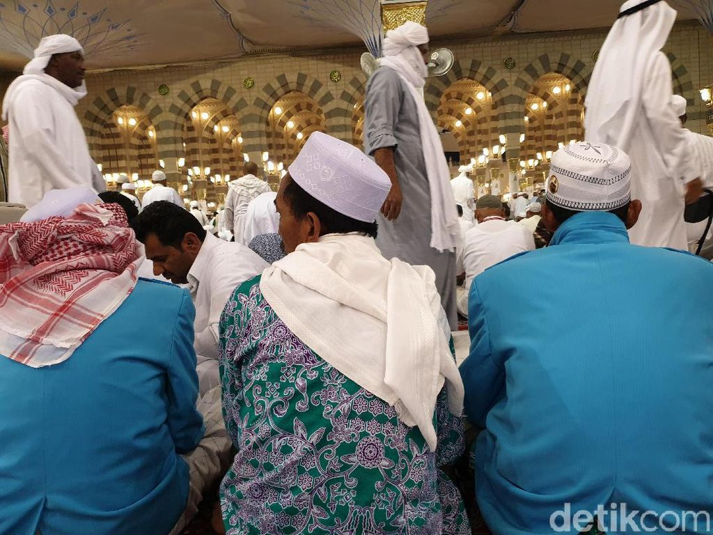 Jemaah... Ini Saran Agar Tetap Sehat Saat Pulang Haji