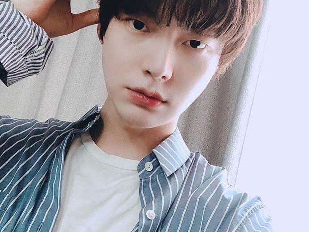 Tulis Pesan Lupakan Aku, Ahn Jae Hyun Bikin Fans Khawatir