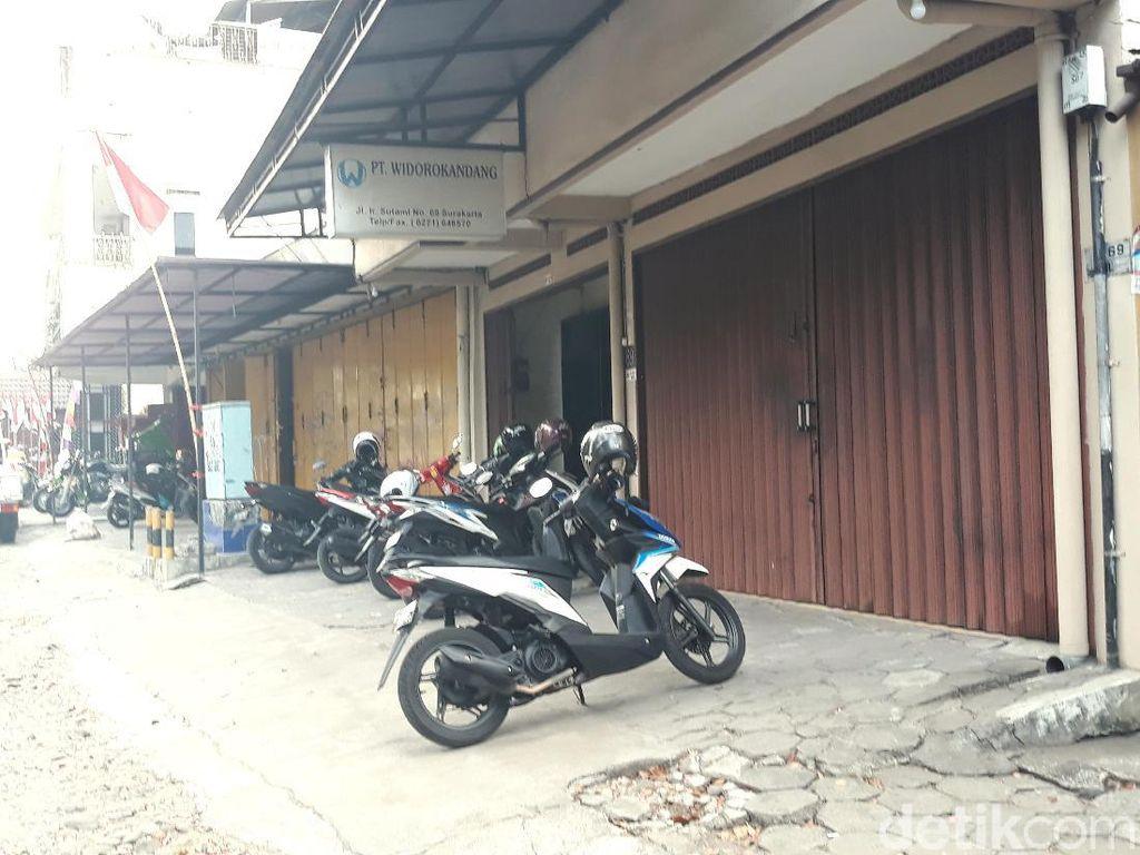 KPK Geledah Kantor PT Widoro Kandang Solo Terkait Kasus Suap Jaksa