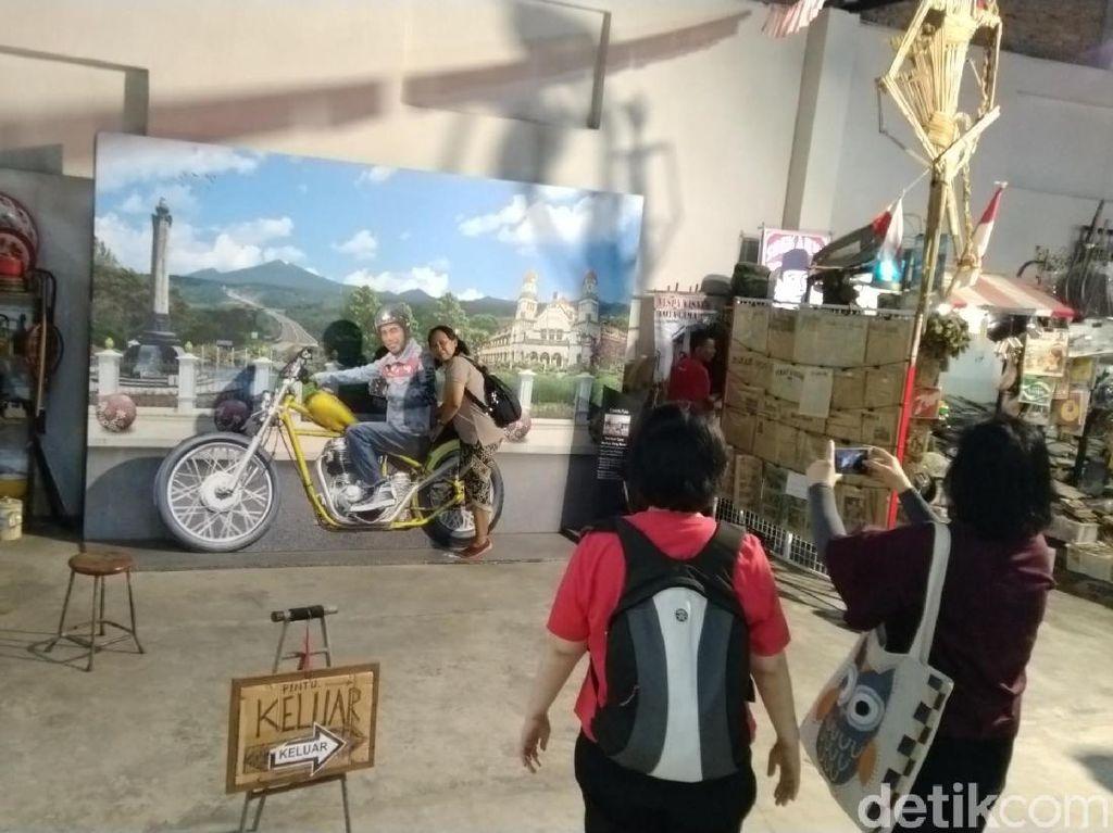 Foto: Weekend Ini, Berburu Barang Antik di Semarang Yuk!