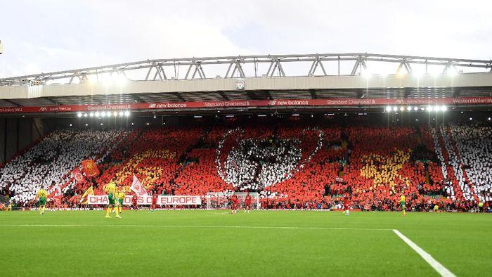 Stadion Anfield. (Foto: Michael Regan/Getty Images)