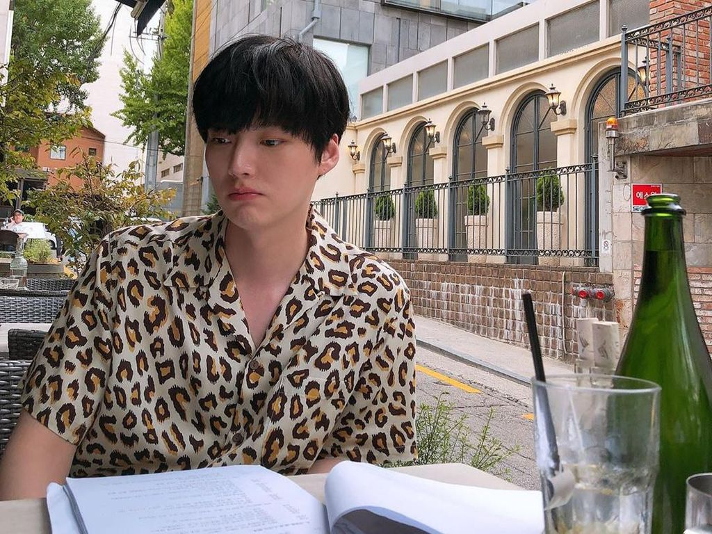 Ini Kulineran Ahn Jae Hyun, Aktor yang Perceraiannya Tengah Ramai