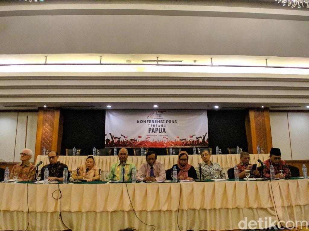 Romo Magnis-Quraish Shihab Ingin Persoalan Papua Diselesaikan Lewat Dialog