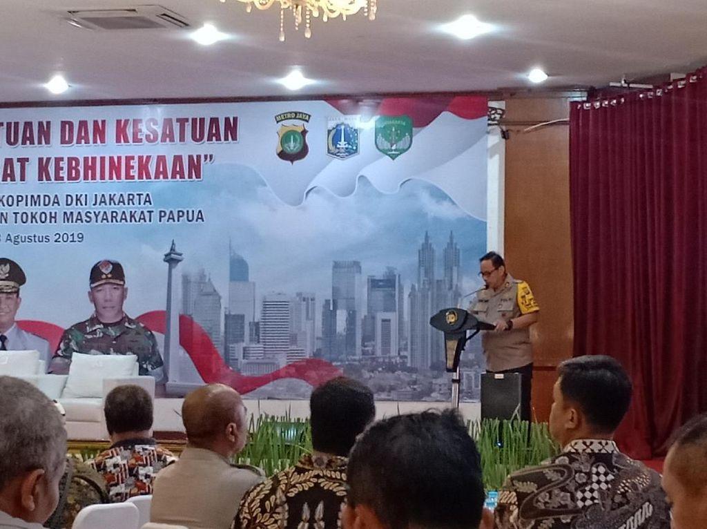 Kepada Masyarakat Papua, Anies Sebut Jakarta Tempat untuk Semua