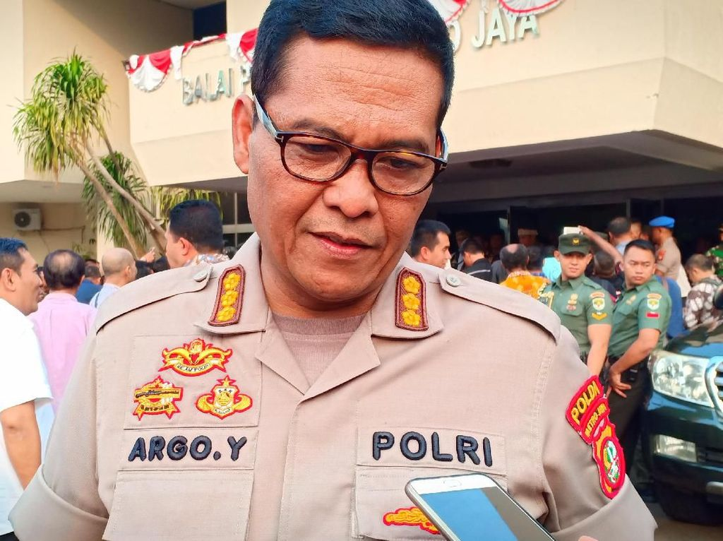 Polisi: Surya Anta Pimpin Pertemuan Sebelum Pengibaran Bendera Bintang Kejora