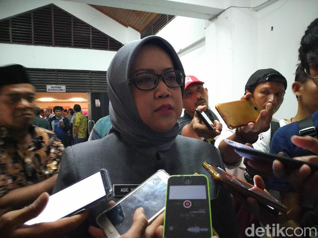 Bupati Ade Yasin Ngaku Ditegur Ridwan Kamil soal Provinsi Bogor Raya