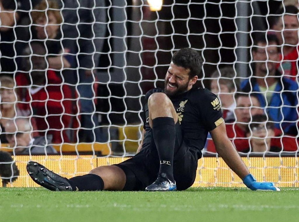Liverpool Mulai Butuh Alisson?