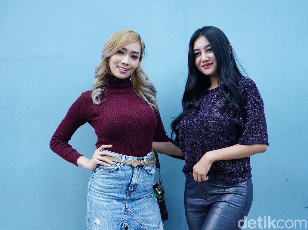 Pamela dan Oza Duo Serigala Ribut, Ovi Kaget Bukan Main