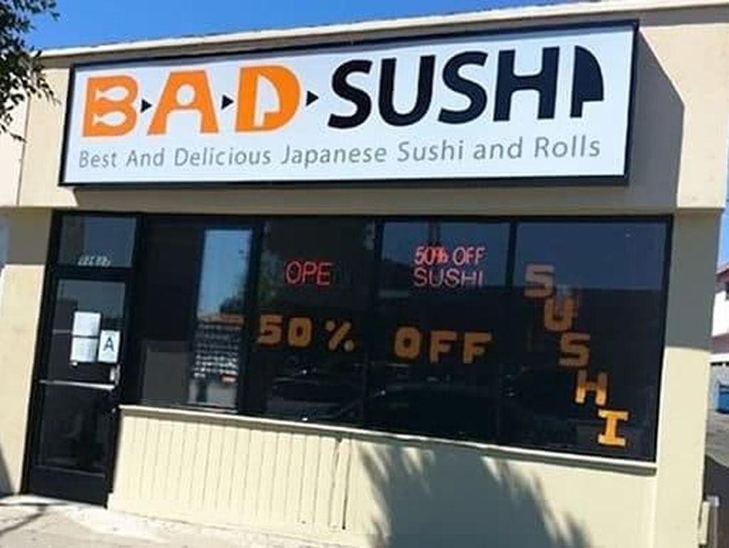 Bikin Ngakak! Restoran yang Gagal Ini Bikin Pengunjung Jadi Tertawa
