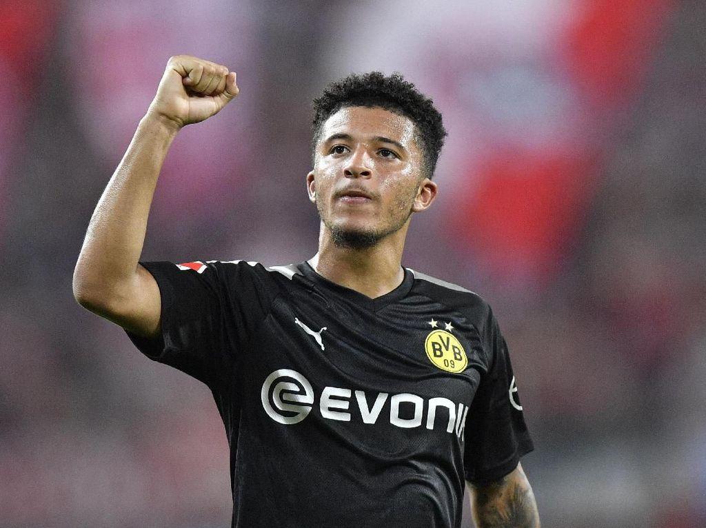 Diincar MU dan Madrid, Sancho Jangan Buru-buru Tinggalkan Dortmund