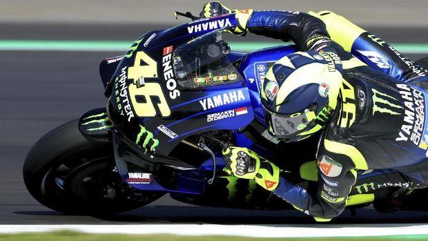 Rossi Merasa Aneh Kualifikasi MotoGP Australia Digelar Pagi