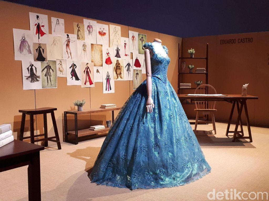 Di Balik Kostum Princess Disney yang Menjadi Favorit