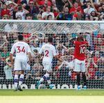 MU Vs Crystal Palace: The Red Devils Dipermalukan 1-2
