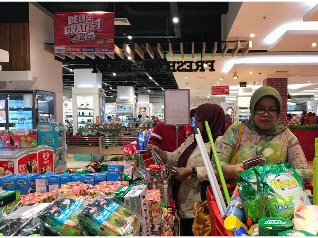 Ayo Borong Promo Beli 2 Gratis 1 di Transmart Carrefour