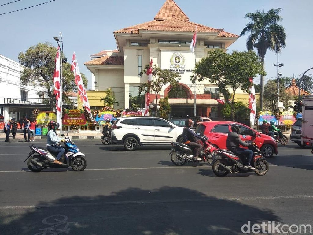 Jalan Bung Tomo di Surabaya Tak Jadi Diganti?