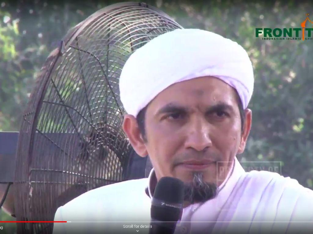 Roadshow Ceramah Ketum FPI di Medan Ditunda Demi Cegah Corona